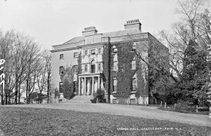 Moore Hall in County Mayo